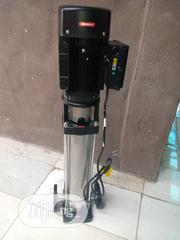 Novo Vertical Pump Type (1.1kw) (1.5HP) | Manufacturing Equipment for sale in Lagos State, Orile