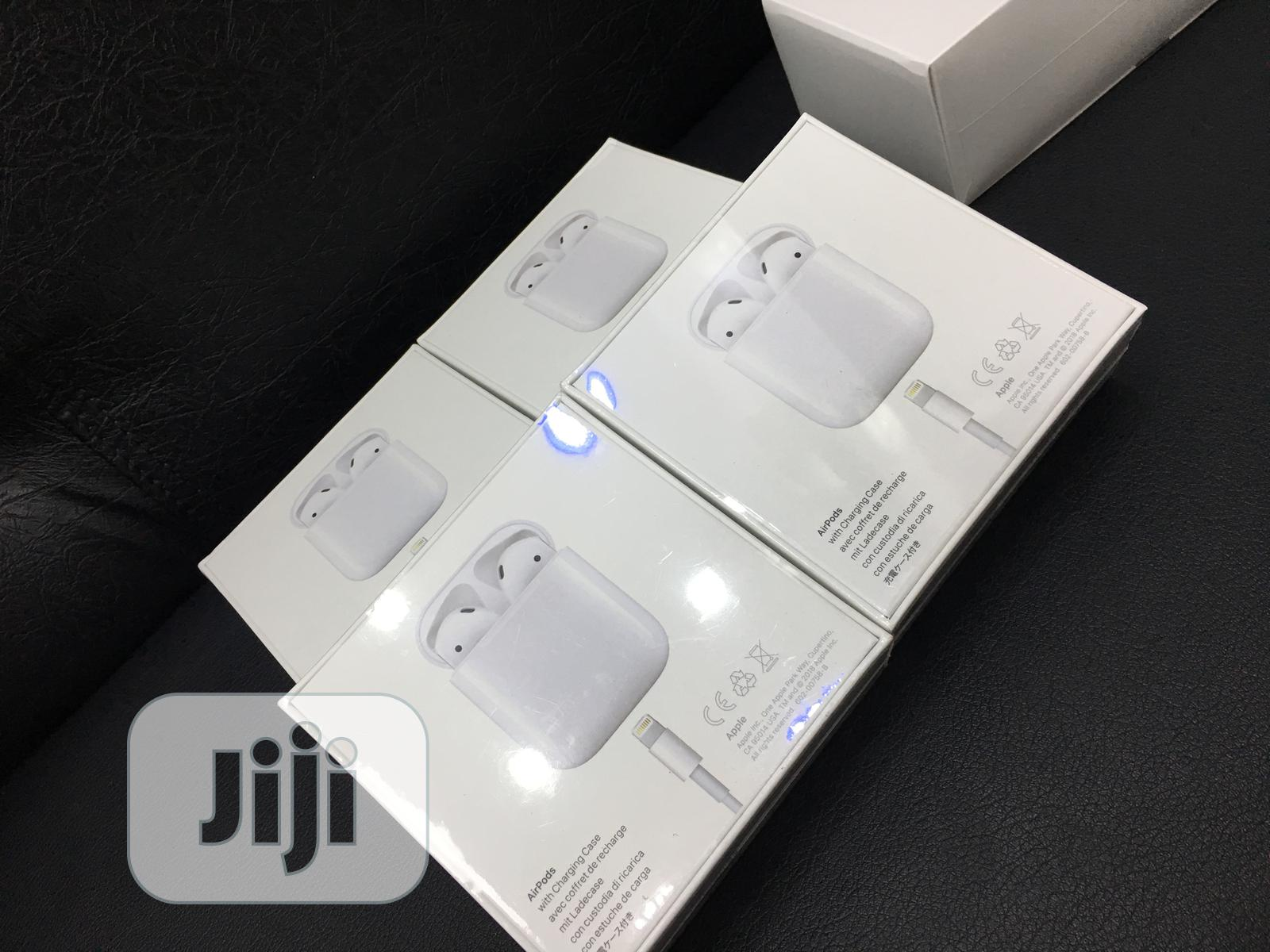 Brand New Airpods 2   Headphones for sale in Wuse 2, Abuja (FCT) State, Nigeria