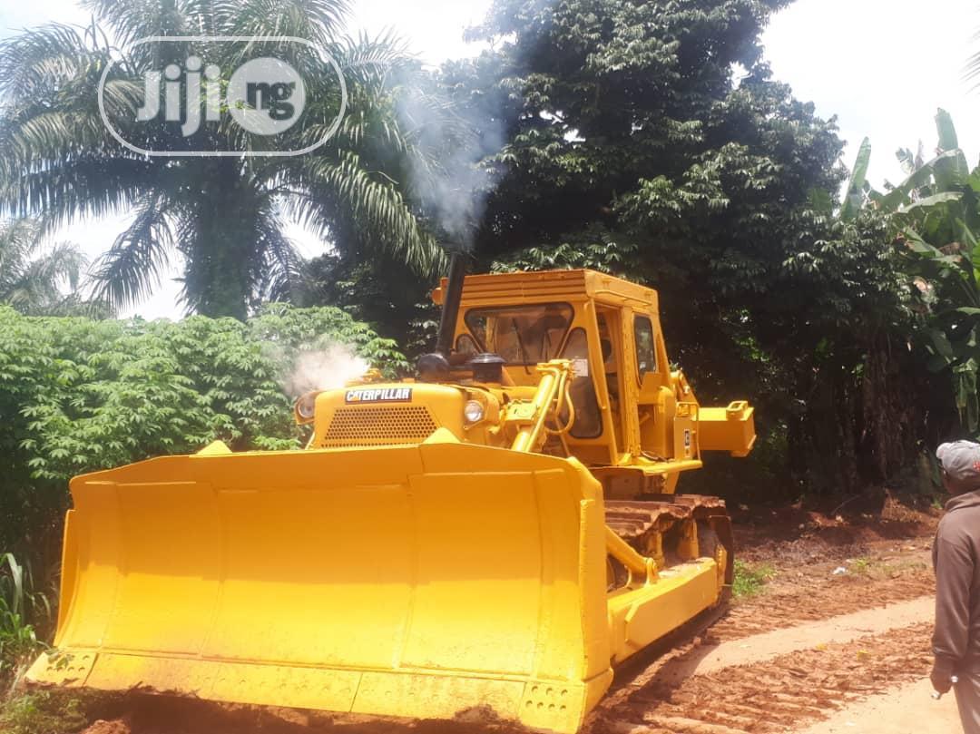 Caterpillar (CAT) Bulldozer D8K 1987 | Heavy Equipment for sale in Benin City, Edo State, Nigeria