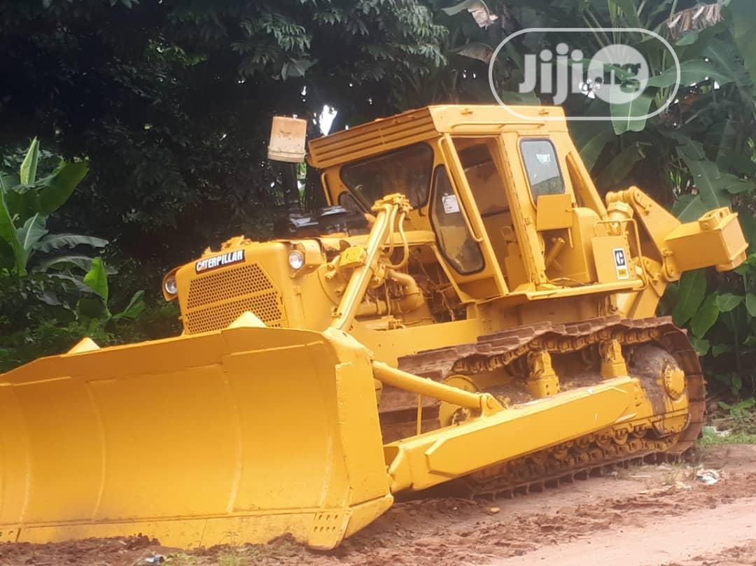 Caterpillar (CAT) Bulldozer D8K 1987