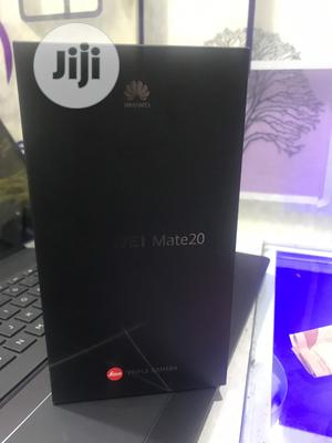 New Huawei Mate 20 128 GB Blue   Mobile Phones for sale in Lagos State, Ikeja