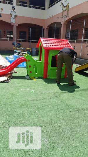 Children Playhouse With Slide | Toys for sale in Abuja (FCT) State, Wuse