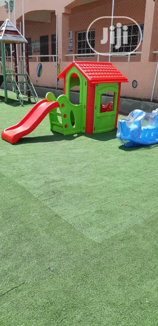 Children Playhouse With Slide | Toys for sale in Wuse, Abuja (FCT) State, Nigeria