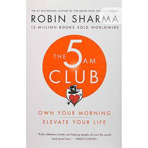 The 5am Club by Robin Sharma   Books & Games for sale in Lagos State, Oshodi