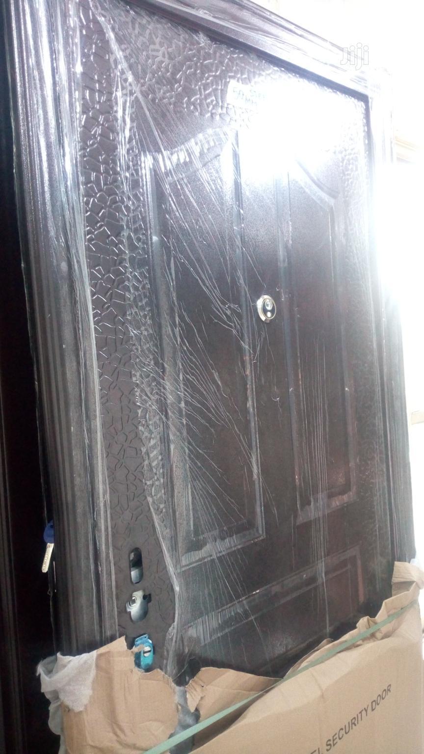 Archive: Steel Doors