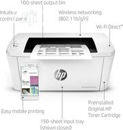 HP Laser Jet Pro M15w | Printers & Scanners for sale in Lagos State, Ikeja