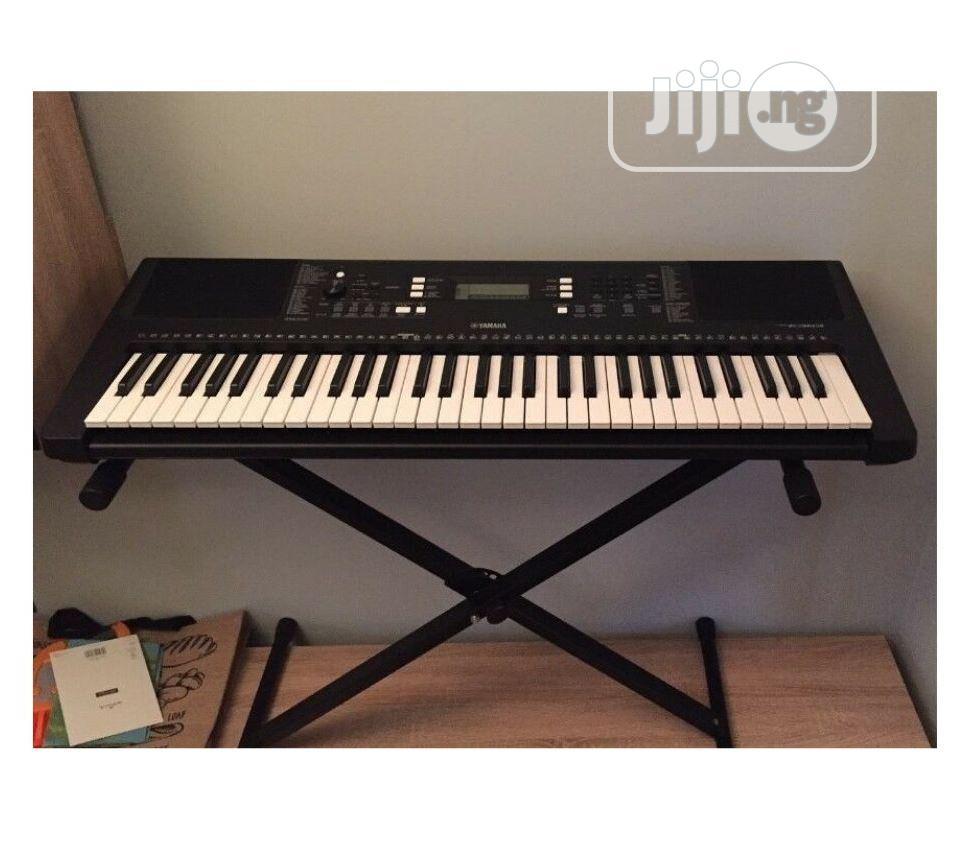 Archive: UK USED Yamaha PSR E363 61-Key Portable Keyboard