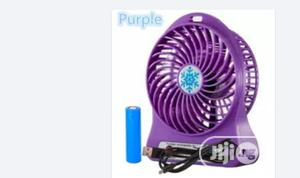 Hot Sale Mini Rechargeable Fan | Home Appliances for sale in Rivers State, Port-Harcourt