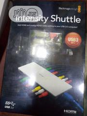 The Blackmagic Design Intensity Shuttle For USB 3.0 | Accessories & Supplies for Electronics for sale in Lagos State, Ojo