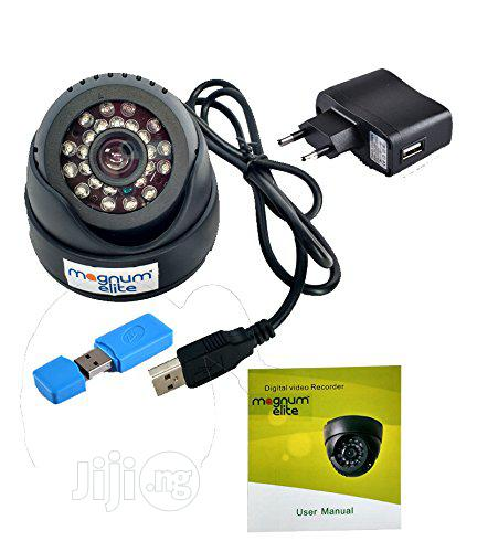 Standalone Night Vision CCTV Camera With SD Card Slot
