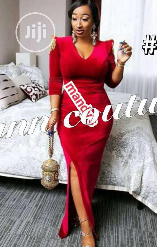 Beautiful Red Gowns for Ladies | Clothing for sale in Yaba, Lagos State, Nigeria