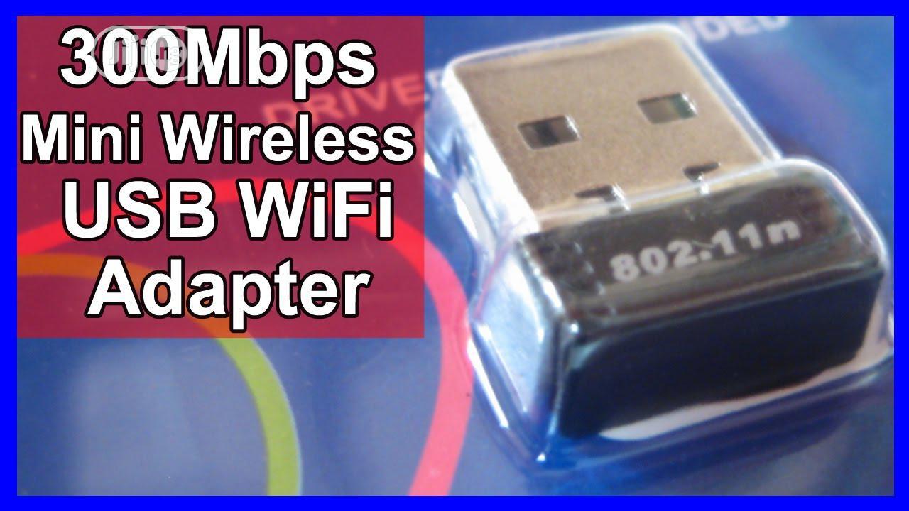 Archive: 360 Mbps Mini Wireless USB Wifi Adapter
