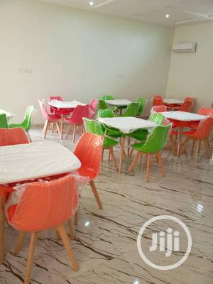 Restaurant Table And Chairs   Furniture for sale in Lagos State, Ojo