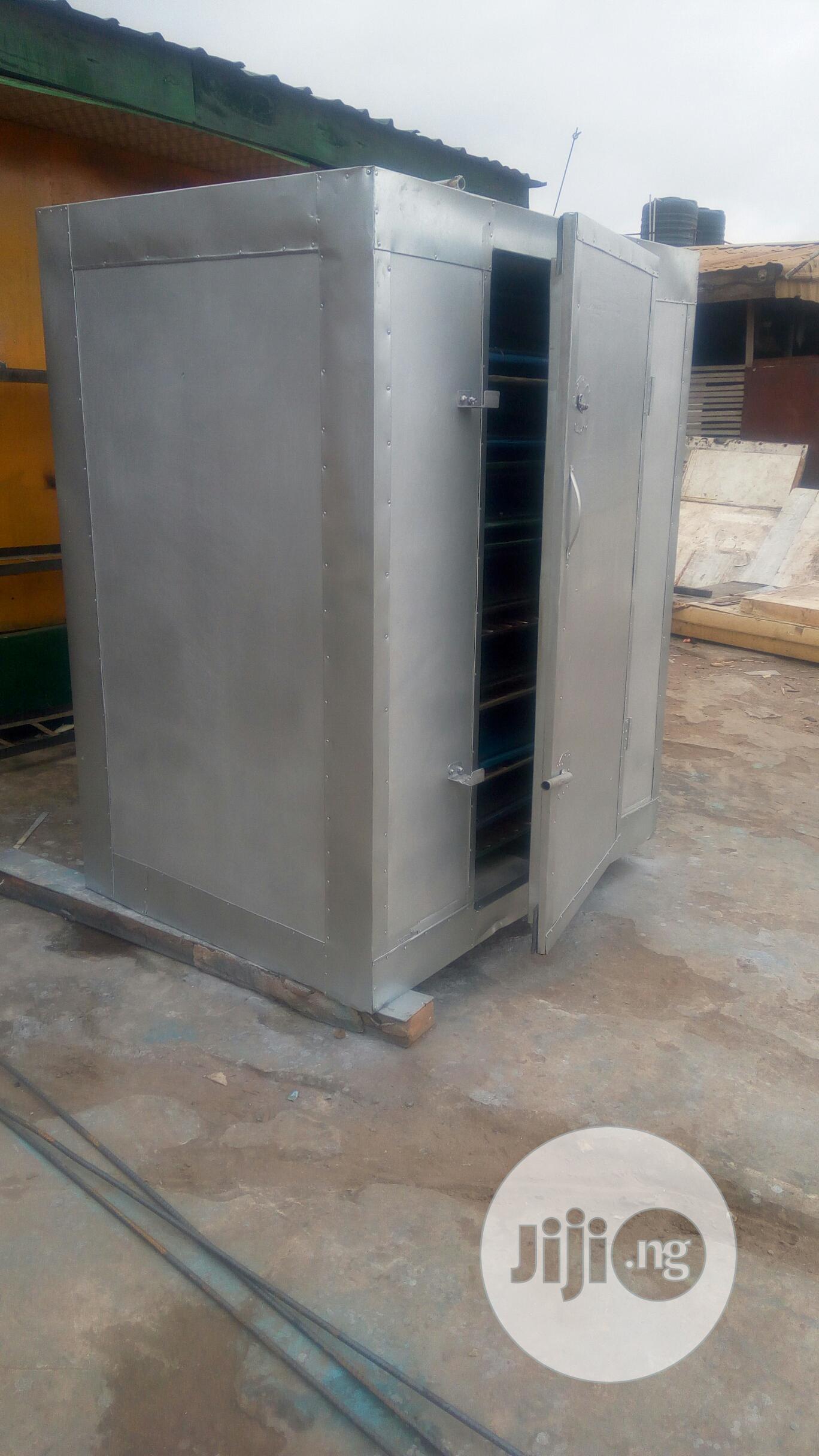 Archive: 100 Ice Block Machine