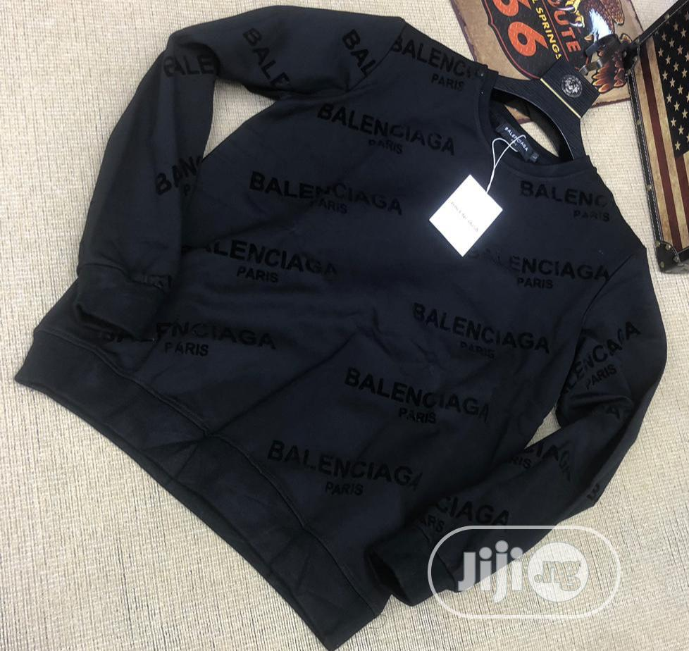 Exclusive Balenciaga Sweatshirts for Unique Men | Clothing for sale in Lagos Island, Lagos State, Nigeria