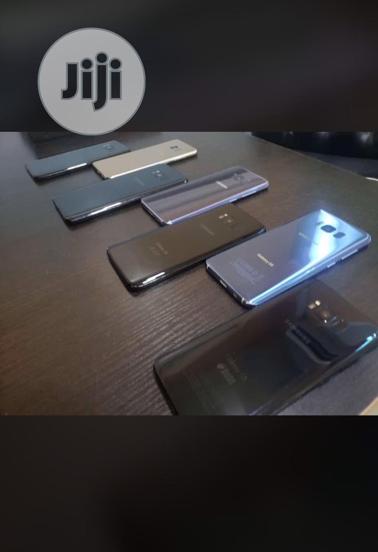 Samsung Galaxy S8 Plus 64 GB   Mobile Phones for sale in Ikeja, Lagos State, Nigeria