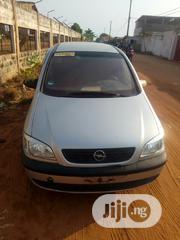 Opel Zafira 2001 2.0 Silver   Cars for sale in Benue State, Makurdi