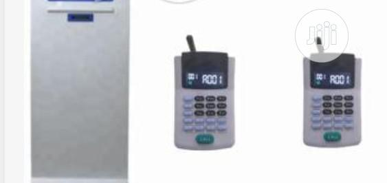 Embassy Take A Ticket Queue Number System BY HIPHEN SOLUTIONS LTD