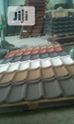 Roman New Zealand Gerard Shingle Stone Coated Roof   Building Materials for sale in Lagos State, Ojota