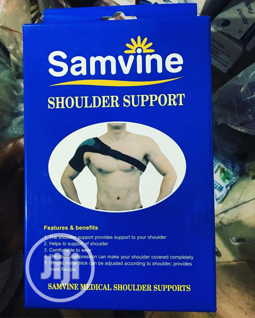 Samvine Shoulder Support | Tools & Accessories for sale in Lekki, Lagos State, Nigeria