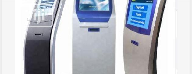 Ticket Dispenser & Auto Cutter Q.M.System BY HIPHEN SOLUTIONS LTD