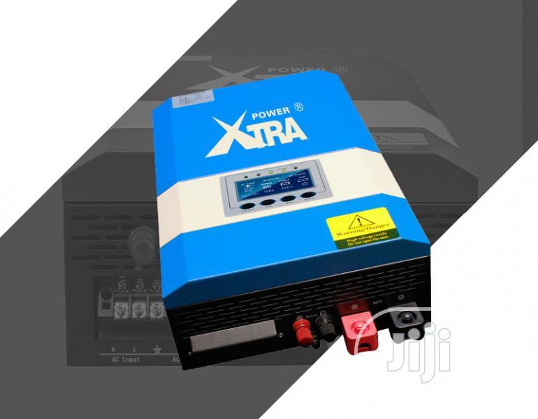 Archive: 2 Kva , 24V Hybrid Inverter Bundle. Xtrapower Make