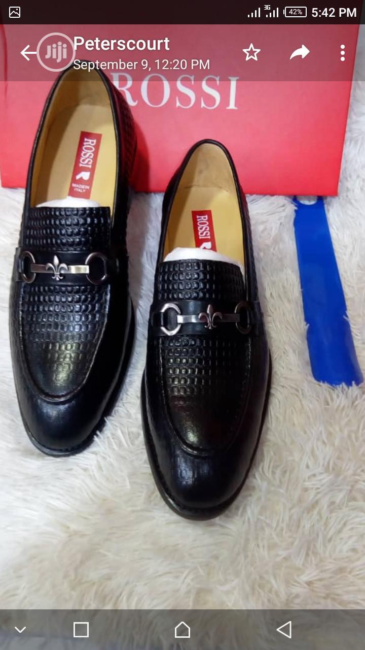 Rossi Shoe