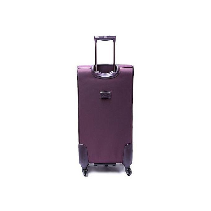 Sensamite Luggage Bag Set 3pcs Purple