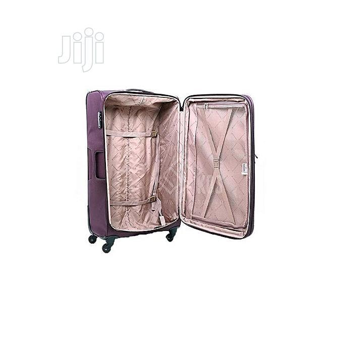 Sensamite Luggage Bag Set 3pcs Purple | Bags for sale in Alimosho, Lagos State, Nigeria