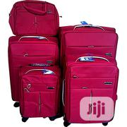 Sensamite 5 Set Luggage Bag Red | Bags for sale in Lagos State, Alimosho