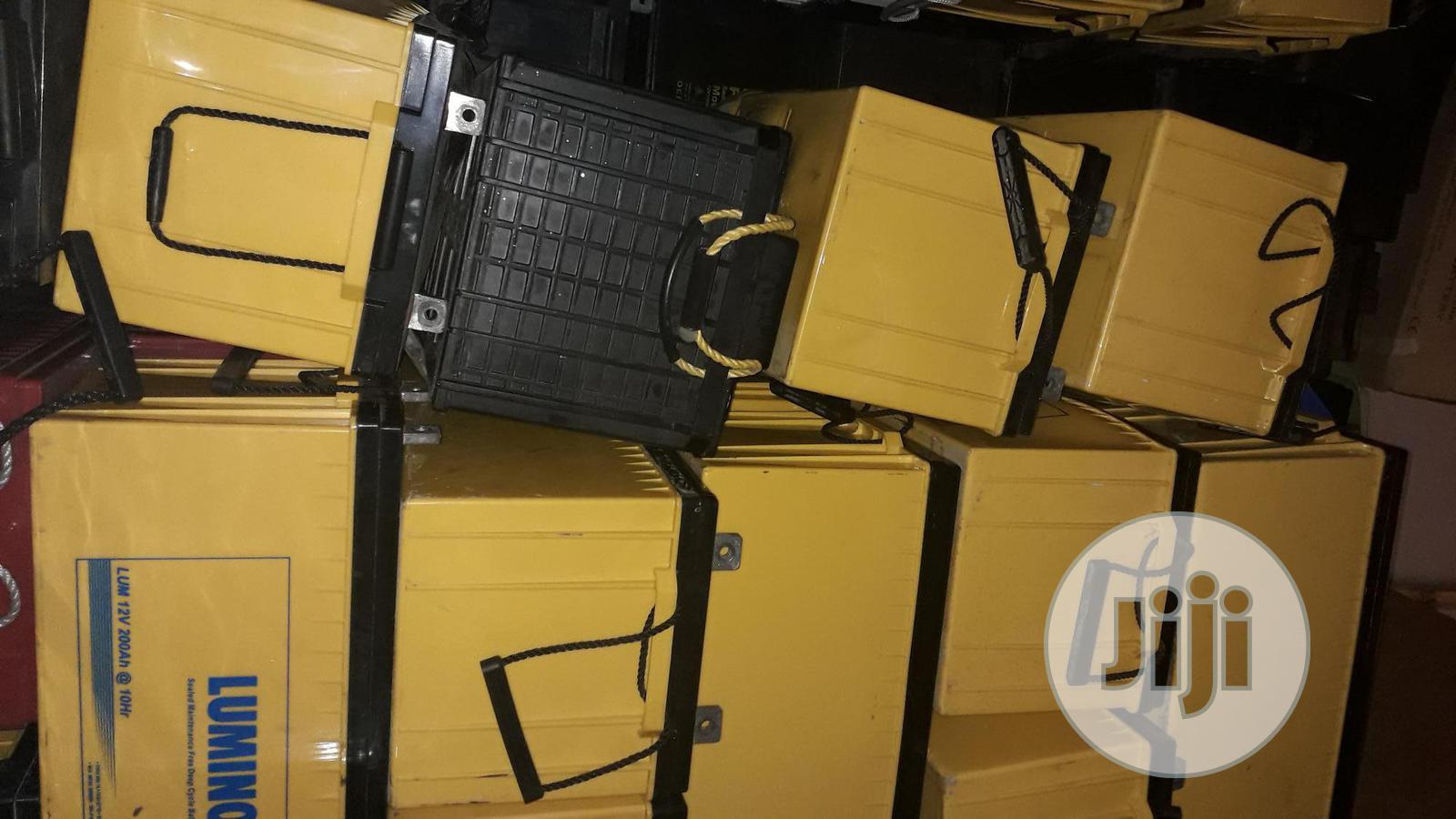 We Buy Condemned Inverter Batteries Cmb Magodo Ketu
