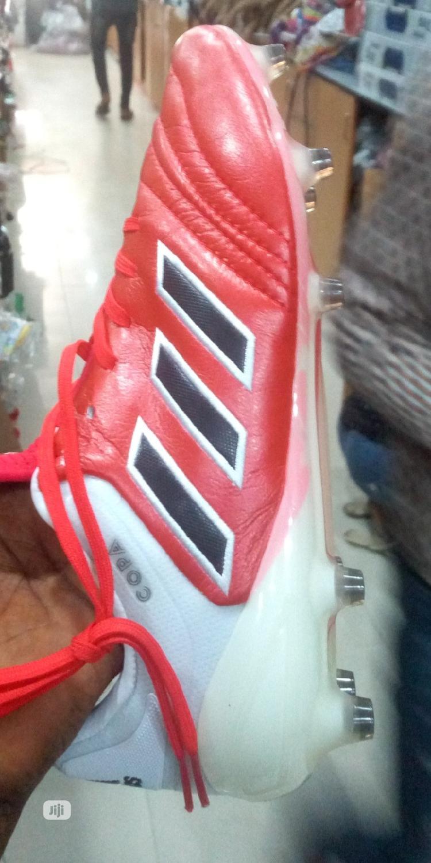 Adidas Soccer Boot