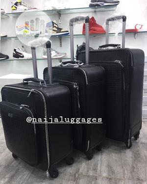 A Black Set Of Three Luggage | Bags for sale in Lagos State, Lagos Island (Eko)