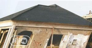 Quality Water Gutter Stone Coated Roof Installers Bond | Building & Trades Services for sale in Rivers State, Oyigbo