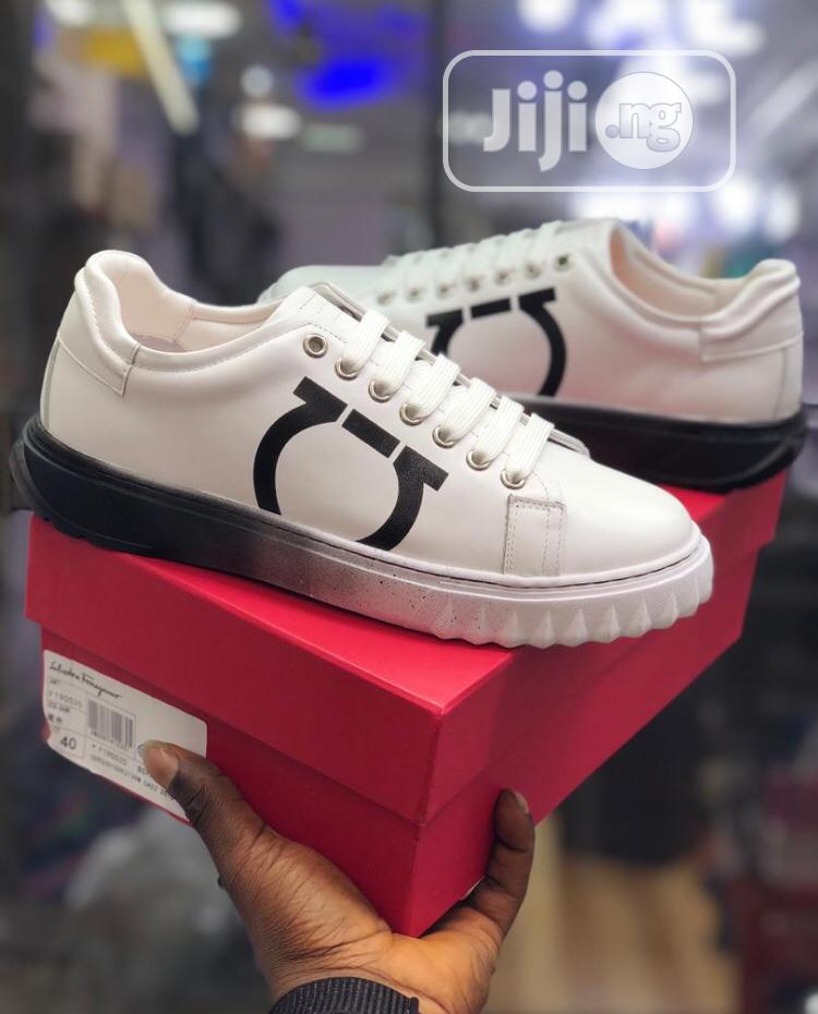 Ferragamo Sneakers | Shoes for sale in Lagos Island, Lagos State, Nigeria