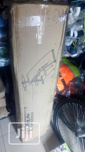 Seat Up Bench For Tummy Trimmer | Sports Equipment for sale in Lagos State, Ikeja