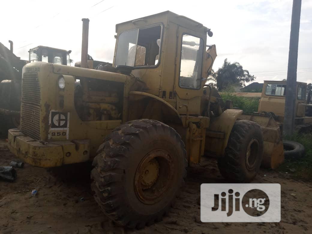 950C Wheel Loader For Sale | Heavy Equipment for sale in Lekki, Lagos State, Nigeria