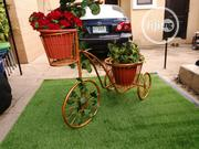 3 Wheels Planter Stand At Sales On Affordable Price Nationwide | Manufacturing Services for sale in Yobe State, Damaturu