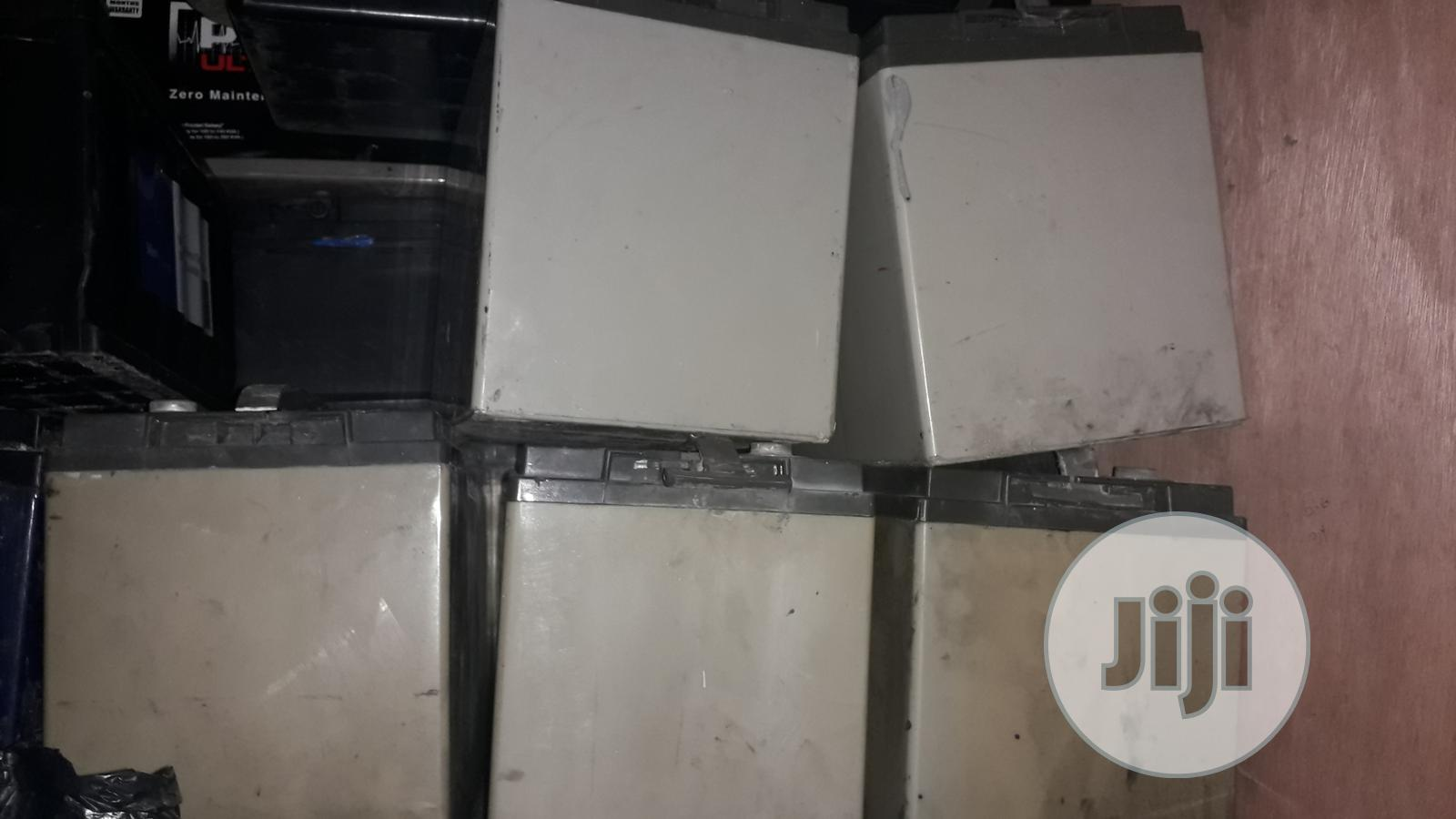 Buyer Condemned Solar Batteries Gwarinpa