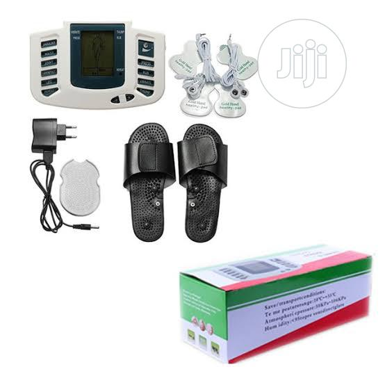 Electronic Pulse And Foot Massager