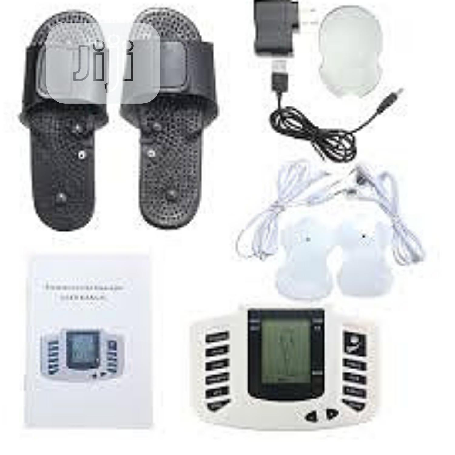 Electronic Pulse And Foot Massager | Massagers for sale in Owerri, Imo State, Nigeria