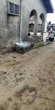 A Plot Of Land With Three Bedroom Flat For Sale | Houses & Apartments For Sale for sale in Lagos State, Lekki Phase 2