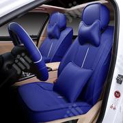 High Quality Range Rover Blue Leather Car Seat Cover | Vehicle Parts & Accessories for sale in Lagos State, Victoria Island