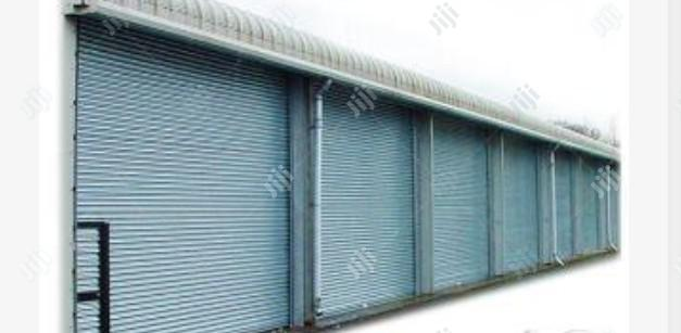 Roll Up Shutter Steel Doors BY HIPHEN SOLUTIONS LTD