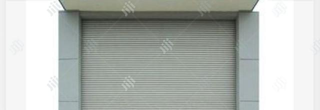 Customized Security Auto Roller Shutter Door BY HIPHEN SOLUTIONS LTD