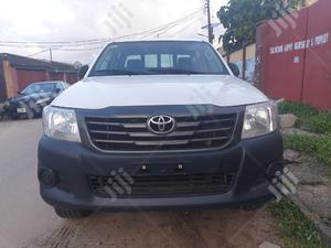 Toyota Hilux 2015 White | Cars for sale in Lagos State, Surulere