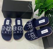 Kenzo Pam Slipper Available in Blue Color Order Yours Now | Shoes for sale in Lagos State, Lagos Island