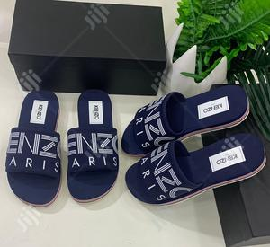 Kenzo Pam Slipper Available in Blue Color Order Yours Now | Shoes for sale in Lagos State, Lagos Island (Eko)