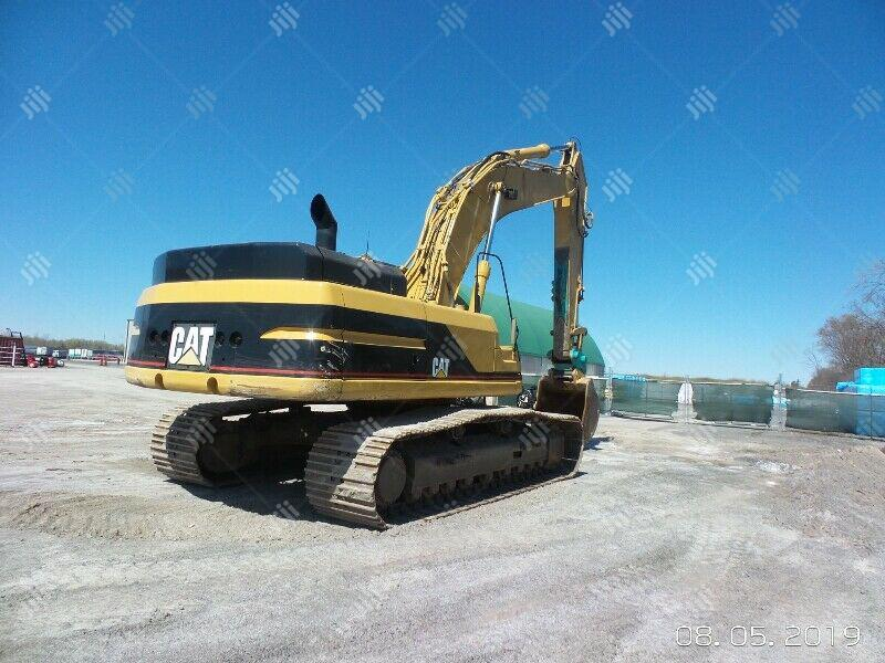 Tokunbo 345 And 330 Excavators For Sale