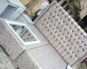 Upholstery Bedframe 6x6 | Furniture for sale in Lagos State, Ojo